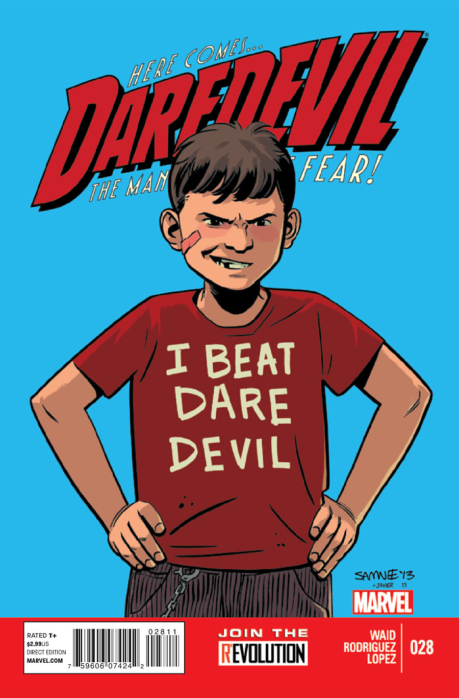 Daredevil Vol 3 28