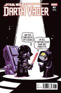 Darth Vader Vol 2 1 Young Variant