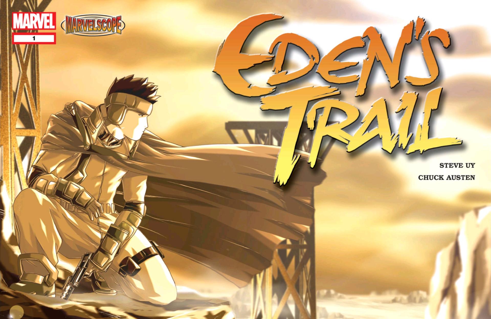 Eden's Trail Vol 1 1