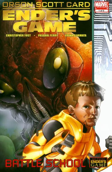 Ender's Game: Battle School Vol 1