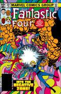 Fantastic Four Vol 1 251