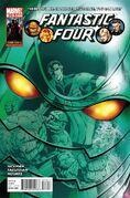 Fantastic Four Vol 1 578