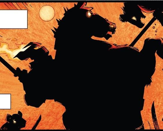 Ghost Rider (English Knight) (Earth-616)