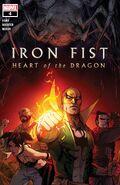 Iron Fist Heart of the Dragon Vol 1 4