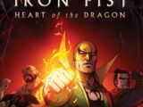 Iron Fist: Heart of the Dragon Vol 1 4