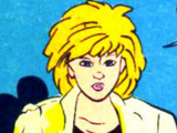 Jacqueline Davenport (Earth-616)