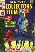 Marvel Collectors' Item Classics Vol 1 21