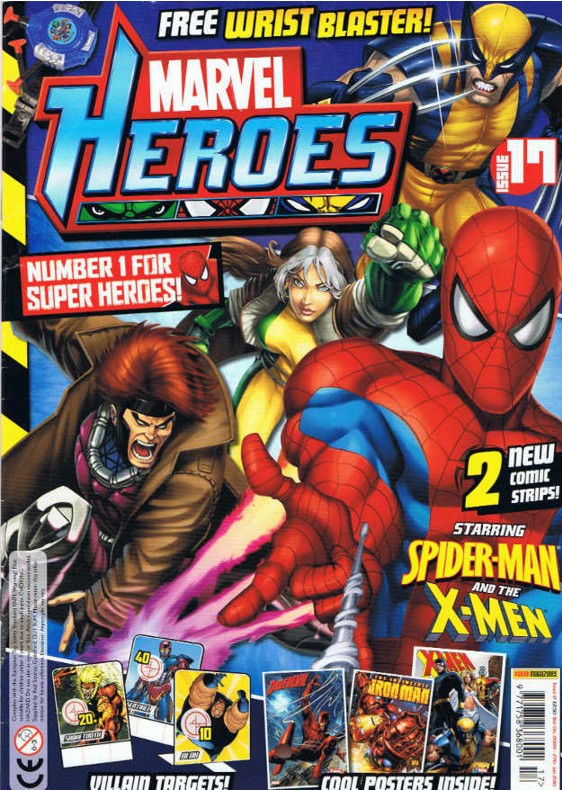 Marvel Heroes (UK) Vol 1 17