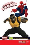 Marvel Universe Ultimate Spider-Man Vol 1 24