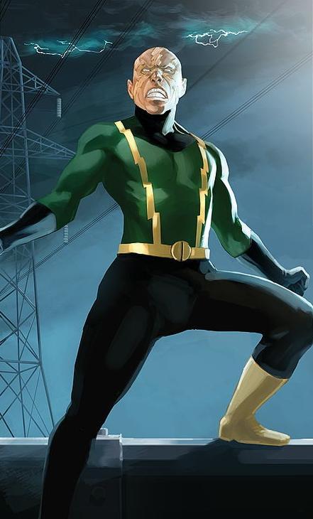Maxwell Dillon (Earth-616)