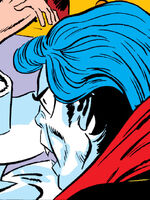 Michael Morbius (Land of Cancelled Heroes)