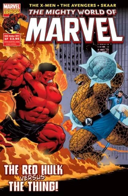 Mighty World of Marvel Vol 4 27