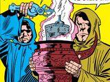 Monks of Doom (Earth-616)/Gallery