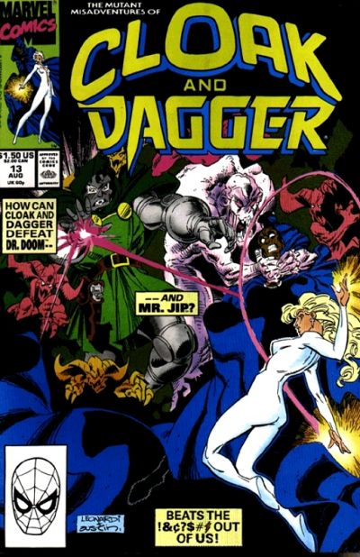 Mutant Misadventures of Cloak and Dagger Vol 1 13