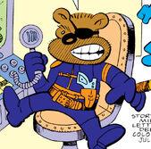 Nick Furry (Earth-8311)