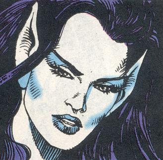 Night-Goddess (Earth-616)