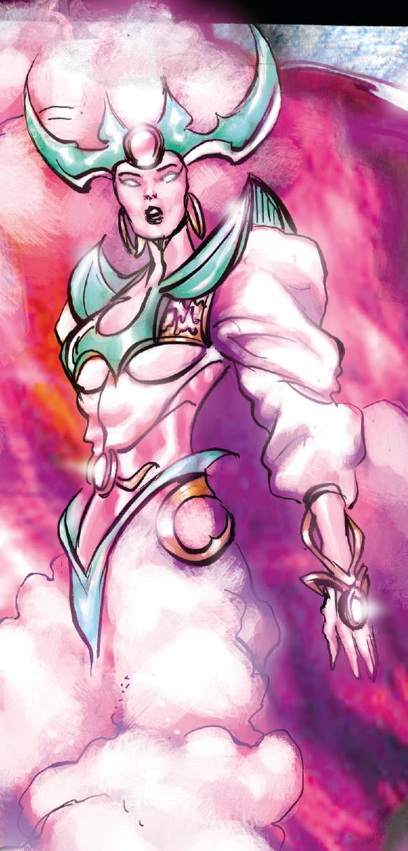 Numecet (Earth-616)