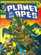 Planet of the Apes (UK) Vol 1 33