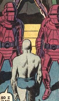 Robot-Guard (Earth-616)