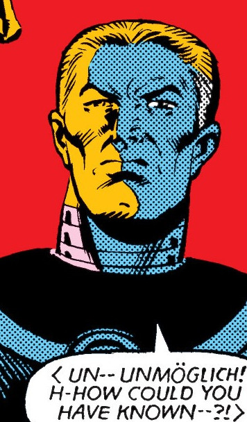 Rudolf Kranz (Earth-616)