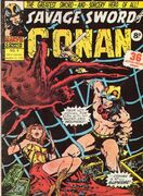 Savage Sword of Conan (Weekly) Vol 1 4
