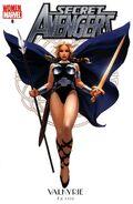 Secret Avengers Vol 1 6 Women of Marvel Variant