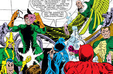 Sinister Six (Earth-80219)