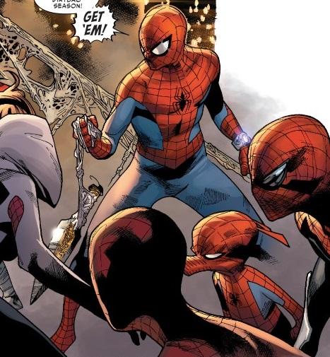Spider-Army (Multiverse) from Amazing Spider-Man Vol 3 14 001.jpg