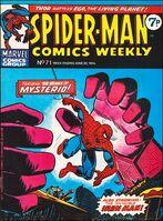 Spider-Man Comics Weekly Vol 1 71