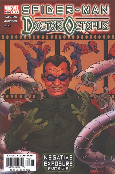 Spider-Man/Doctor Octopus: Negative Exposure Vol 1 5