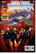 Star Trek Voyager Vol 1 1