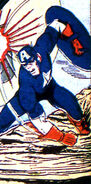 Steven Rogers (Earth-616) from All Select Vol 1 1 0001