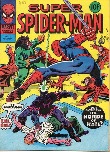 Super Spider-Man Vol 1 273