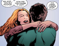 Theresa Cassidy (Earth-616) and James Madrox (Earth-616) from X-Factor Vol 3 32 001.jpg