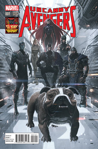 Marvel Comics Uncanny Avengers #1 2015 NM Volume 2