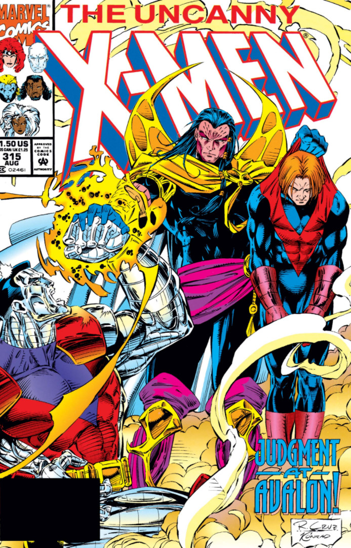 Uncanny X-Men Vol 1 315