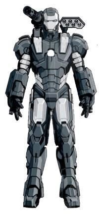 War Machine Armor MK I (Earth-199999) 001.jpg
