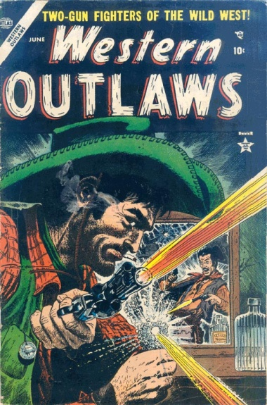 Western Outlaws Vol 1 3