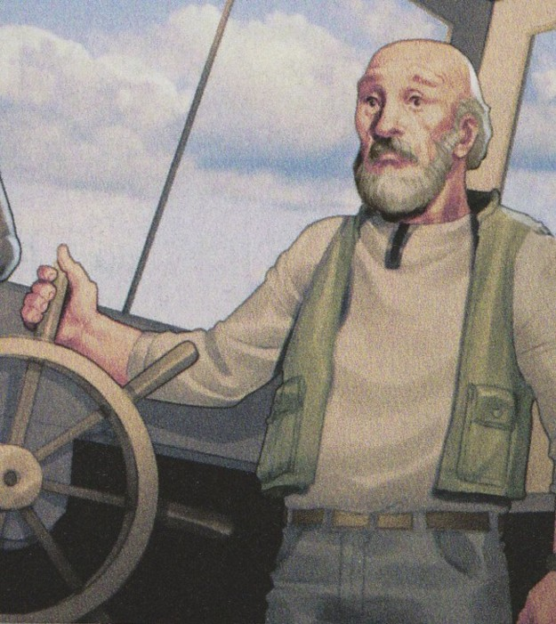 Al Buchanan (Earth-80521)