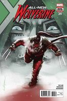 All-New Wolverine Vol 1 34