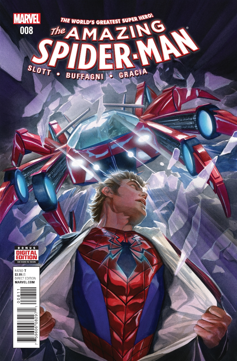 Amazing Spider-Man Vol 4 8