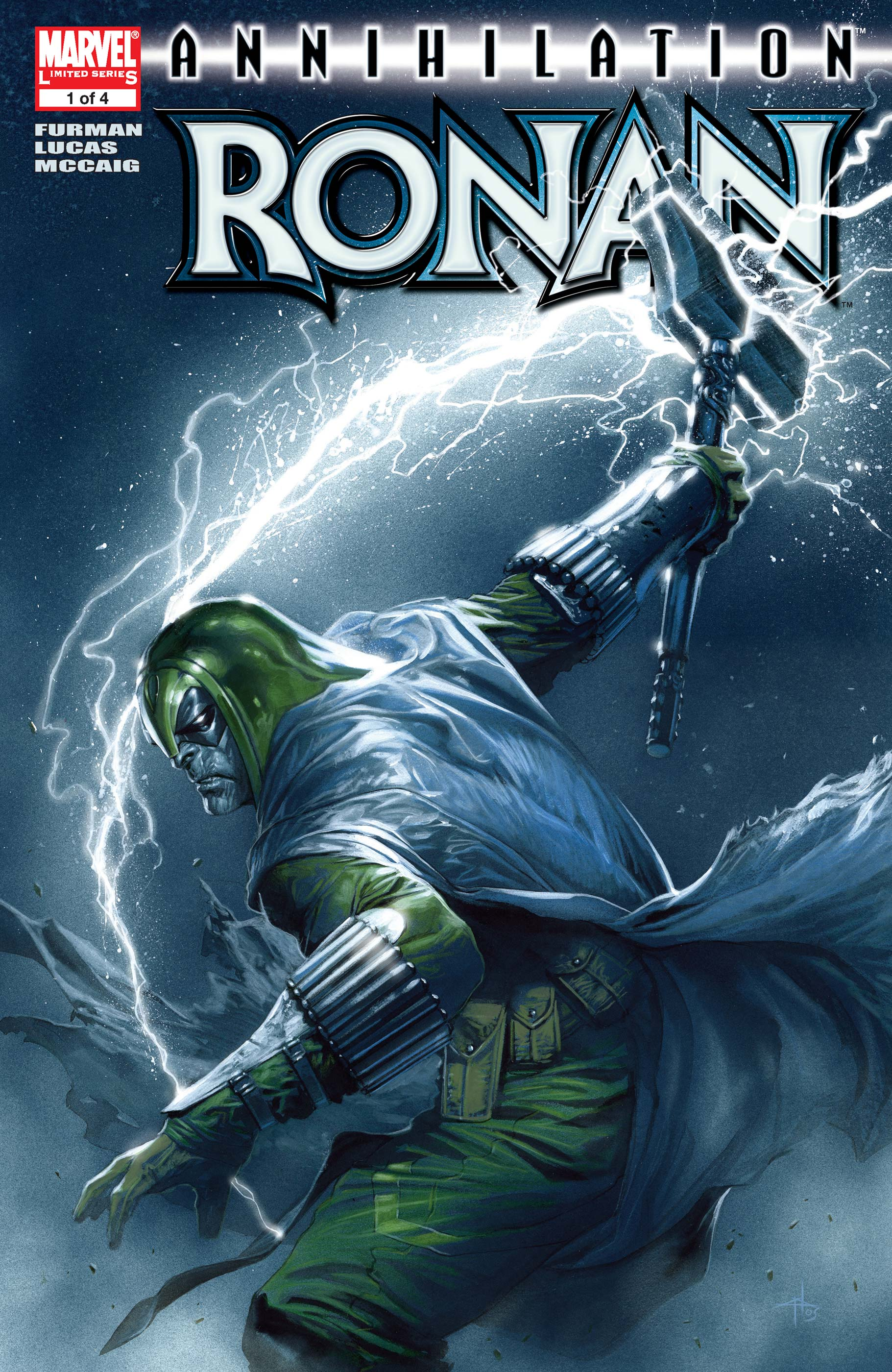Annihilation: Ronan Vol 1 1