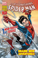 Astonishing Spider-Man Vol 5 1