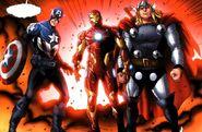 Avengers (Earth-97161) from Avengers vs. Pet Avengers Vol 1 3 001