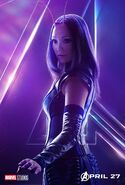 Avengers Infinity War poster 029