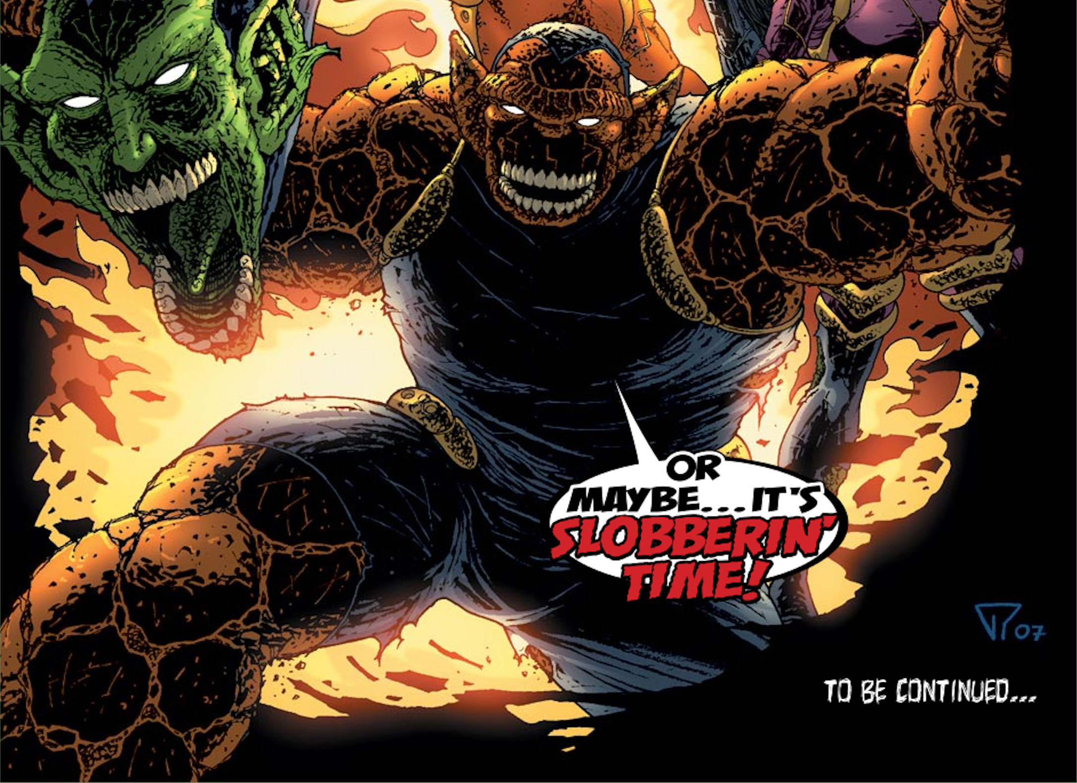 Benjamin Grimm (Skrull Zombies) (Earth-2149)