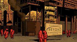 Beyond Corporation (Multiverse) from Nextwave Vol 1 1 001.jpg