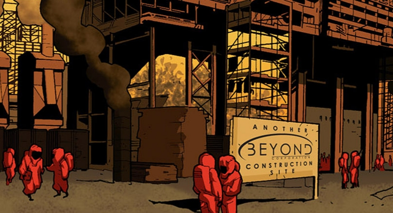Beyond Corporation (Multiverse)