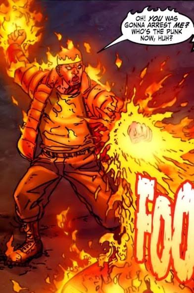 Brushfire (Earth-616)