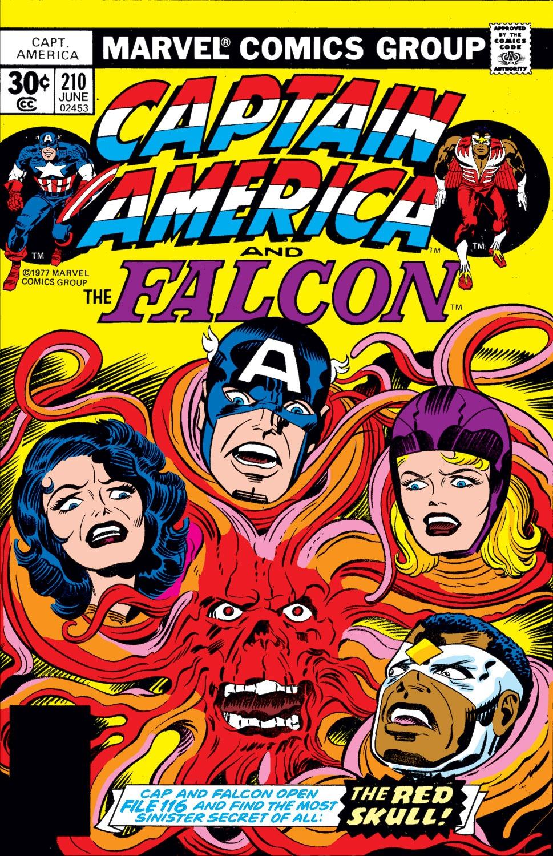 Captain America Vol 1 210